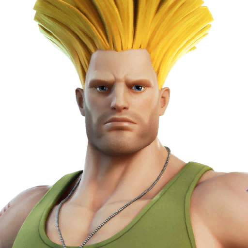 Guile Outfit icon