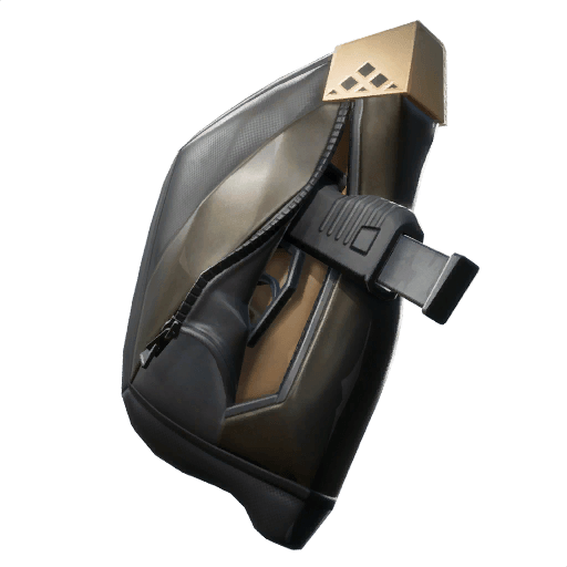 Gun Bag Back Bling icon