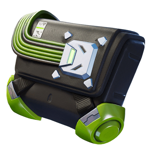 Hack Pack Back Bling icon