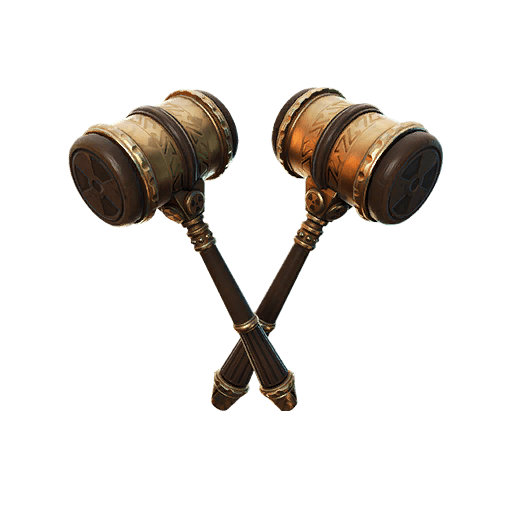 Hammers of Justice Pickaxe icon