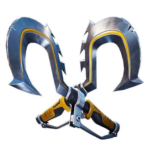 Heavy Hooks Pickaxe icon