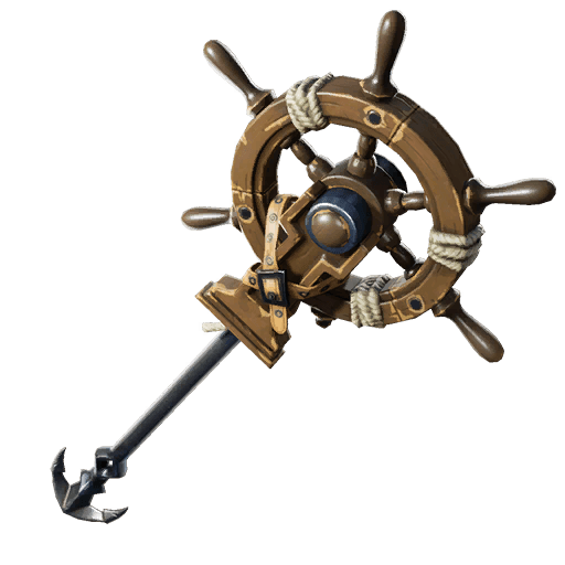 High Seas Pickaxe icon