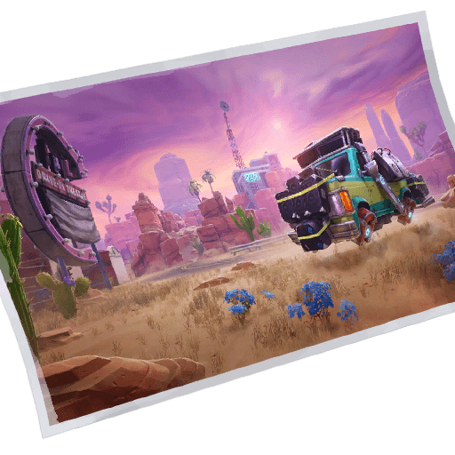 Hit The Road Loading Screen icon