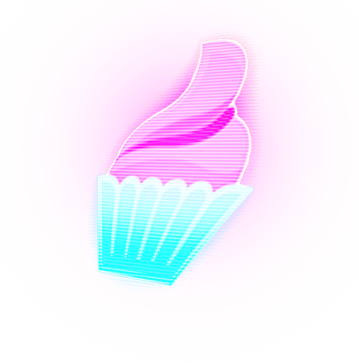 Holo-Back Back Bling icon