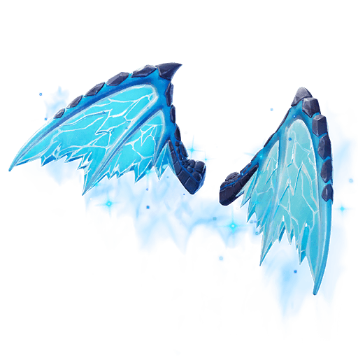 Ice Wings Back Bling icon