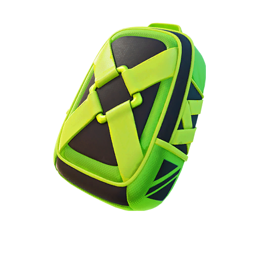 Impact Green Back Bling icon