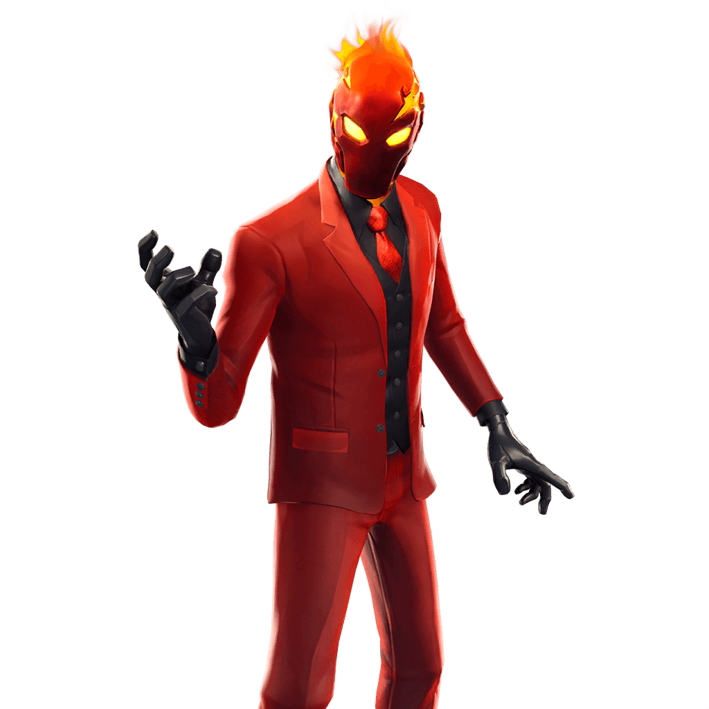 Inferno Outfit icon