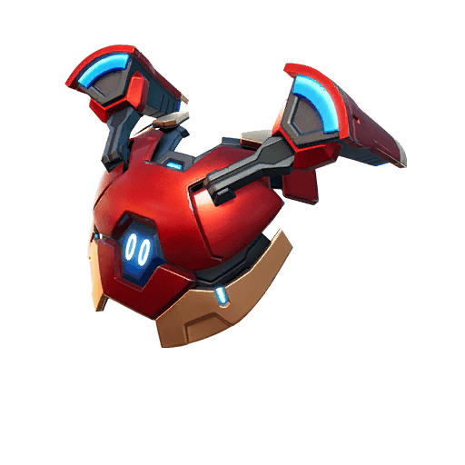 Iron Man Backplate Back Bling icon