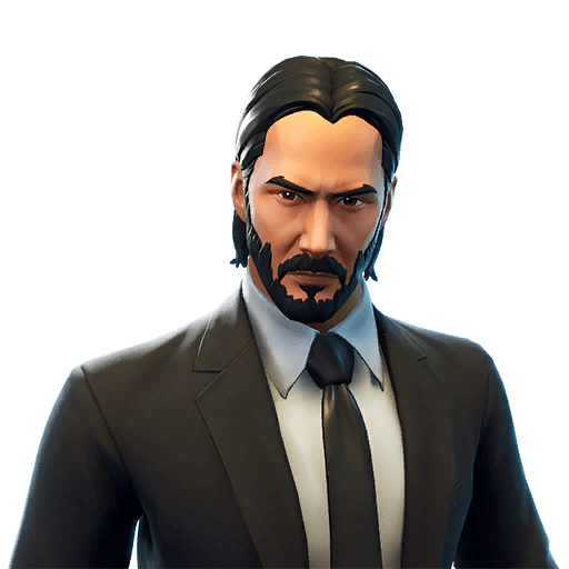 John Wick Outfit icon