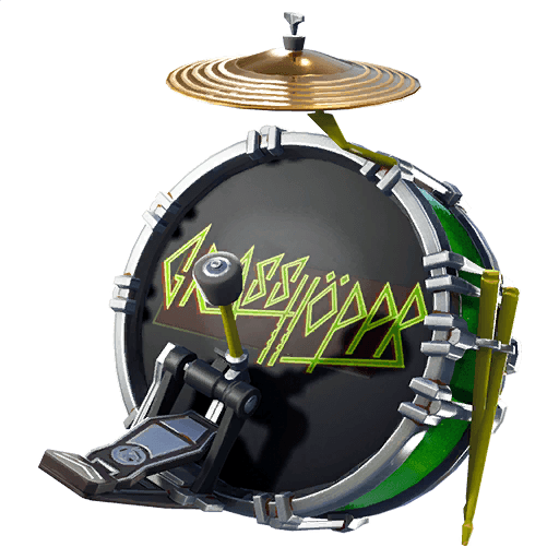 Kick Drum Back Bling icon