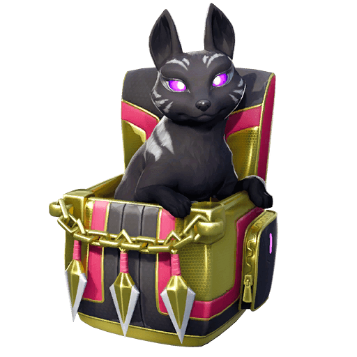 Kitsune (Black) Pet icon