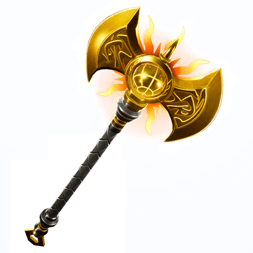 Lazer Axe Pickaxe icon