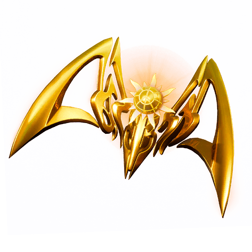 Lazer Wings Back Bling icon