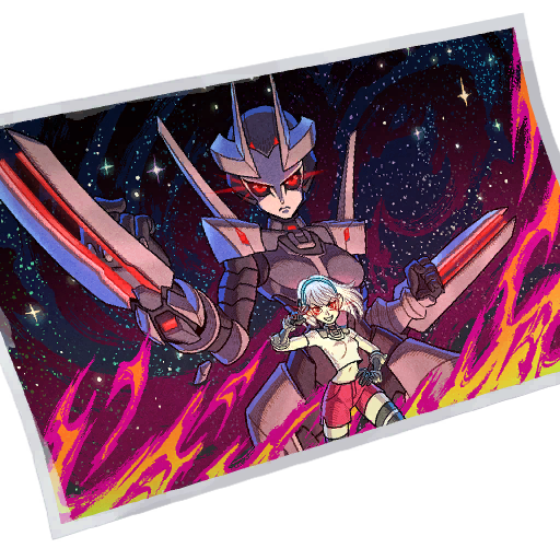 Let's go, Mechafusion! Loading Screen icon