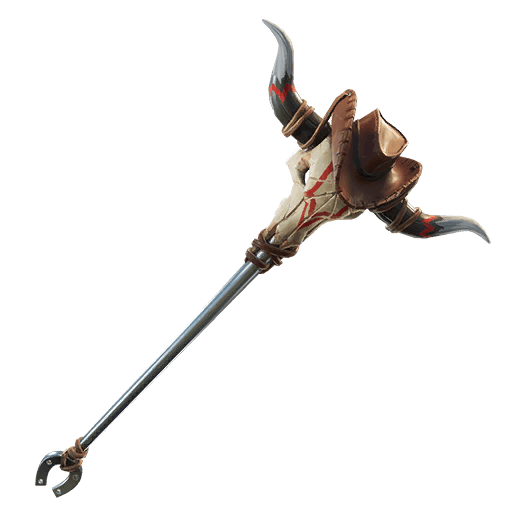 Longhorn Pickaxe icon