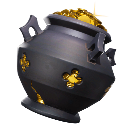 Lucky Coins Back Bling icon