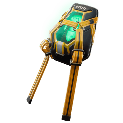 Lumi Core Green Back Bling icon
