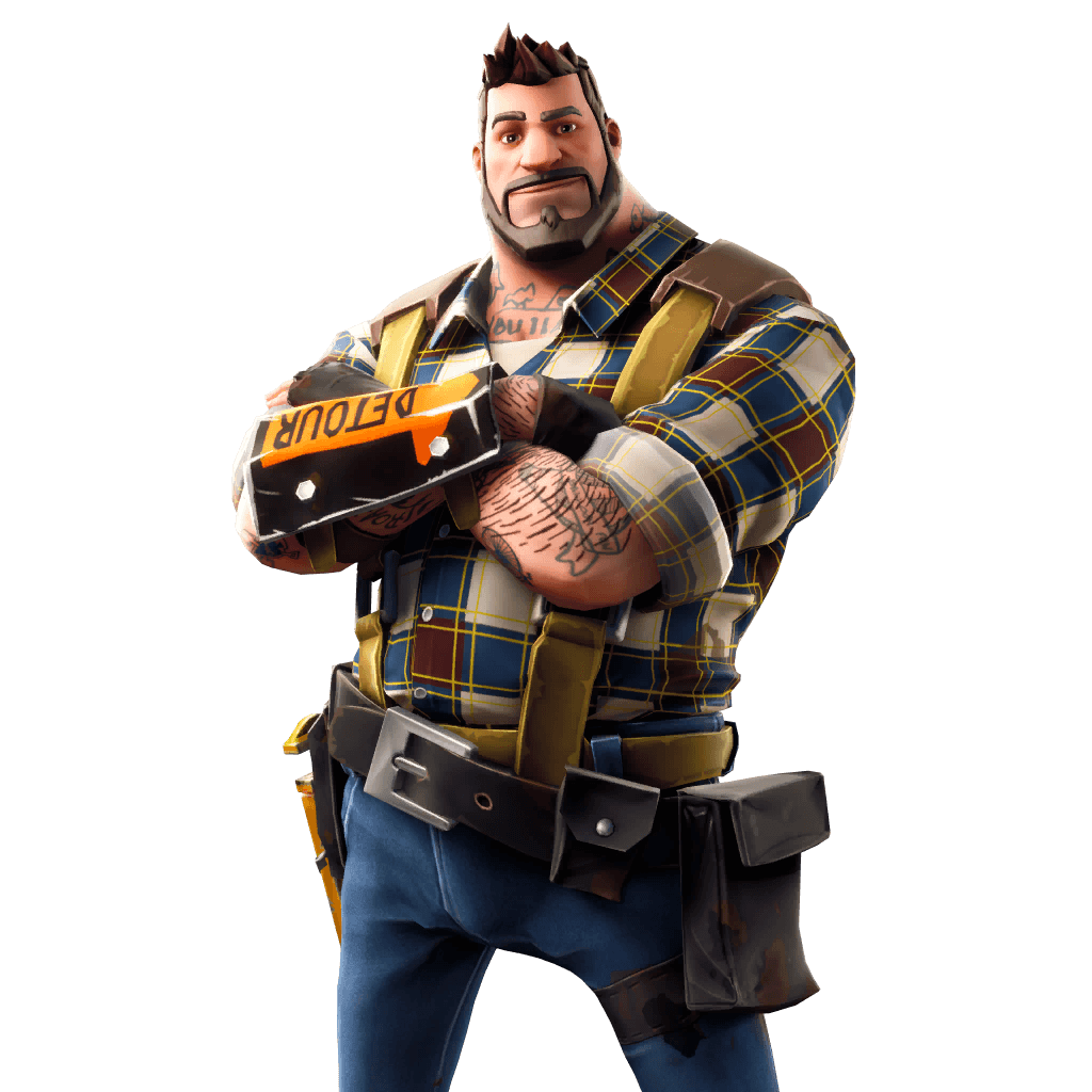 Marauder Heavy Outfit icon
