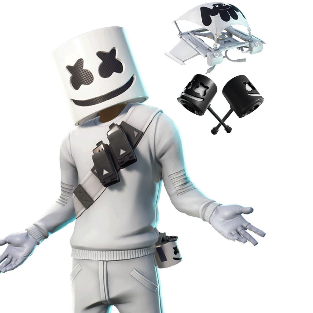 Marshmello Bundle Bundle icon