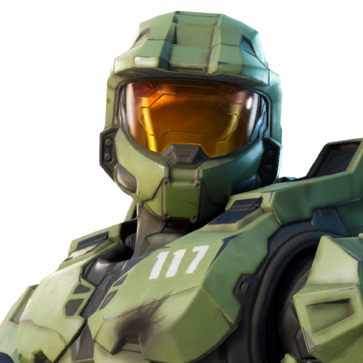Master Chief Outfit icon