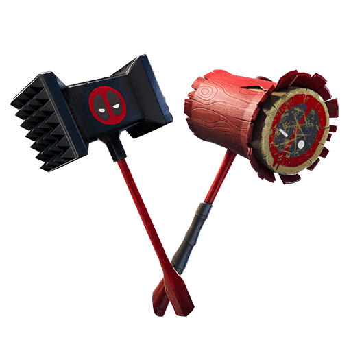 Meaty Mallets Pickaxe icon