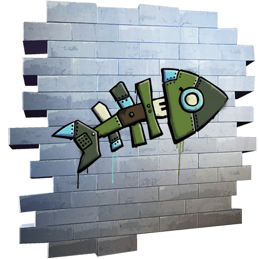 Mecha Fish Spray icon