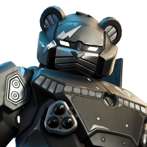 Mecha Team Shadow Outfit icon