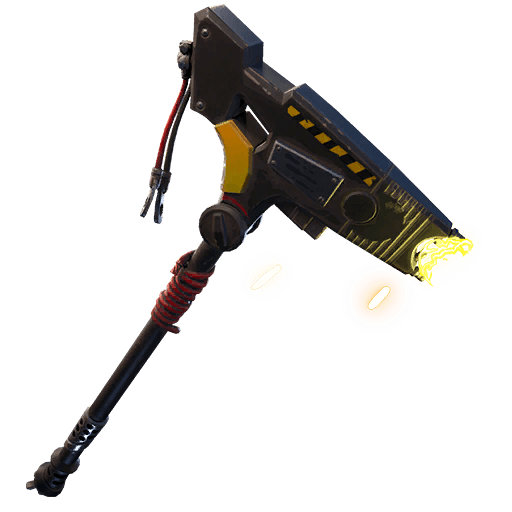 Megavolt Pickaxe icon