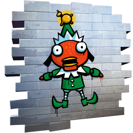 Merry Fishmas Spray icon