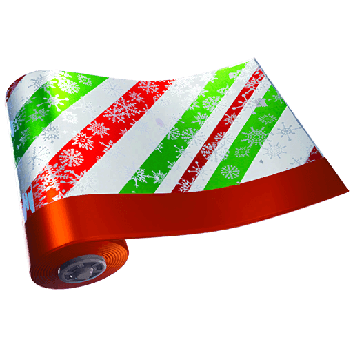 Merry Stripe Wrap icon