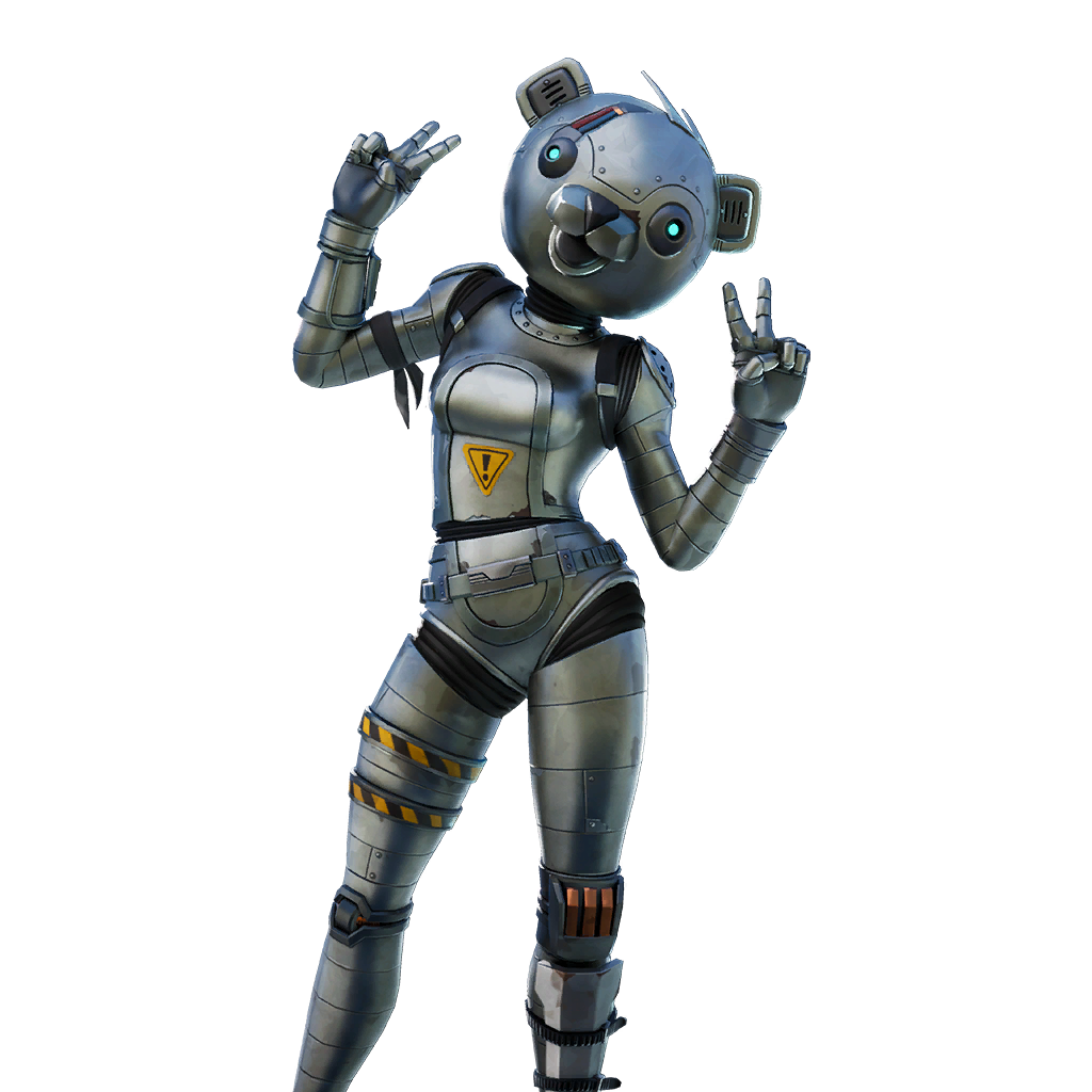 Metal Team Leader Outfit icon