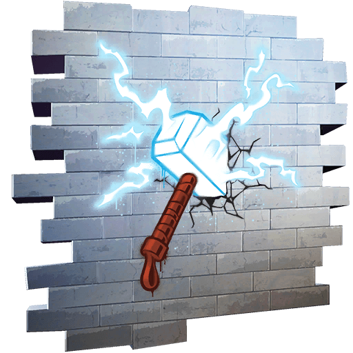 Mjolnir Strike Spray icon
