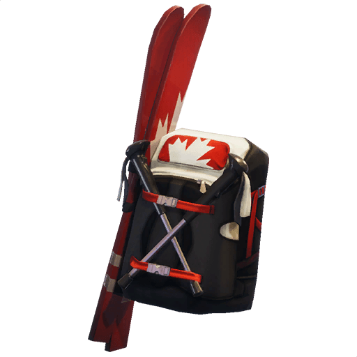 Mogul Ski Bag (CAN) Back Bling icon