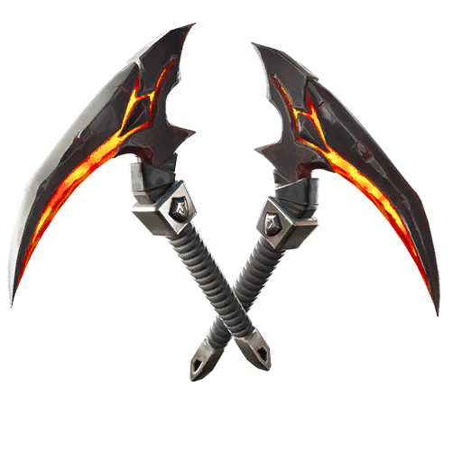 Molten Strikers Pickaxe icon