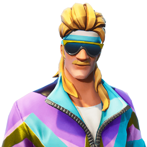 Mullet Marauder Outfit icon
