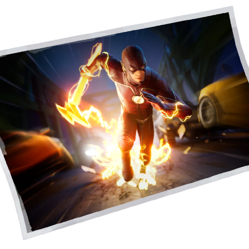 My name is Barry Allen Loading Screen icon