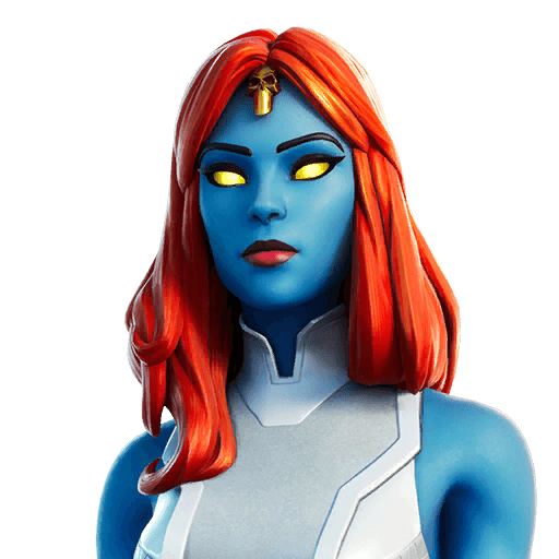 Mystique Outfit icon