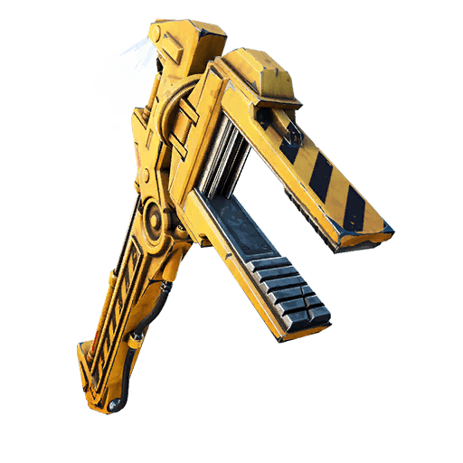 P-5000 Power Loader Arm Pickaxe icon