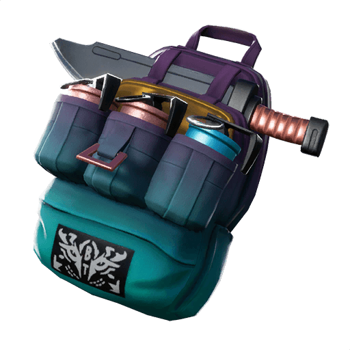 Palette Pack Back Bling icon