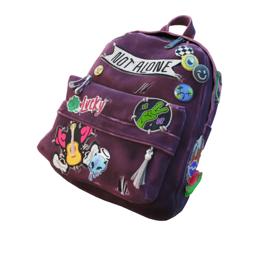 Patch Pack Back Bling icon