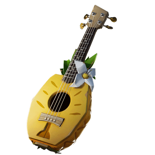 Pineapple Strummer Back Bling icon