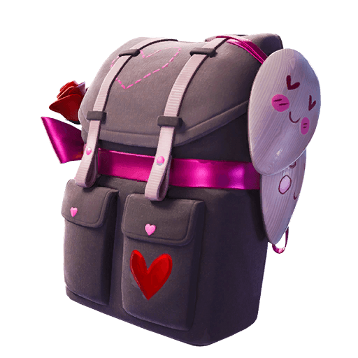 Pinkies Pink Pack Back Bling icon