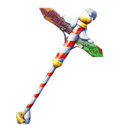 Polar Poleaxe Pickaxe icon