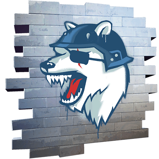 Polar Renegade Spray icon