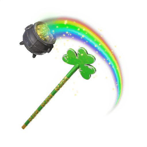 Pot O Gold PIckaxe icon