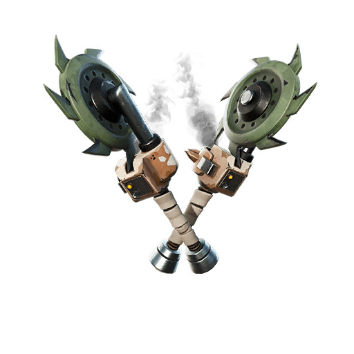 Power Claws Pickaxe icon