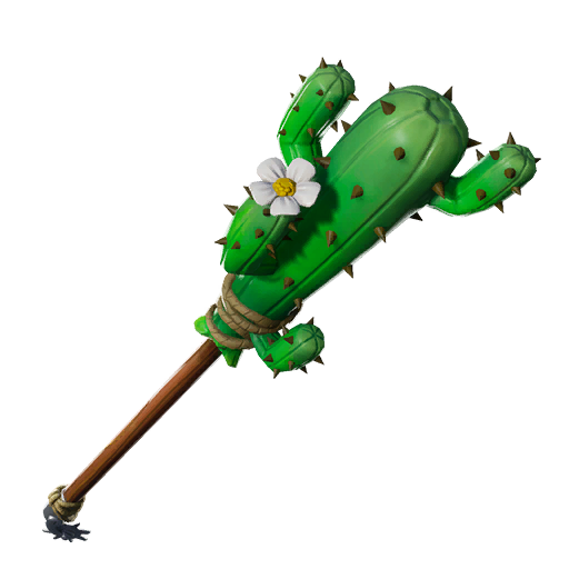 Prickly Axe Pickaxe icon