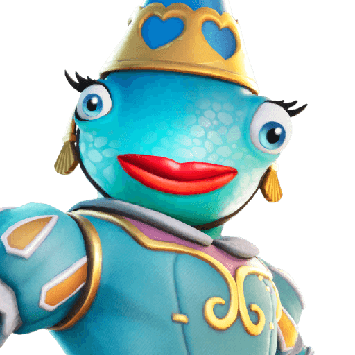 Princess Felicity Fish Outfit icon
