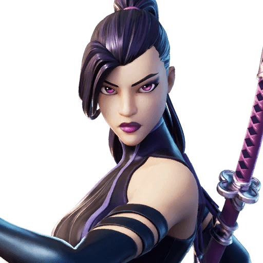 Psylocke Outfit icon
