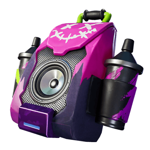 Purple Jam Back Bling icon